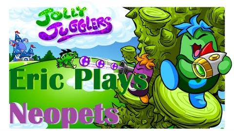 Let's Play Neopets 74 Jolly Jugglers