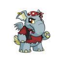 Elephante pirate