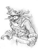Scarblade Evil