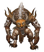 Pyre Fierceshot brotherhood armor