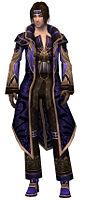 Acolyte Sousuke Primeval armor
