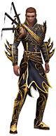Anton Deldrimor armor