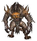 Pyre Fierceshot Deldrimor armor