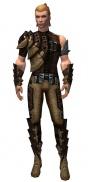 Ranger Obsidian armor m
