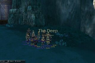 MAFB and Alliance goes to the DEEP
