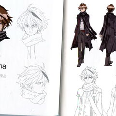 Character Design (Tyrant)