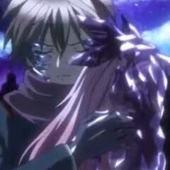 Inori begins to break down