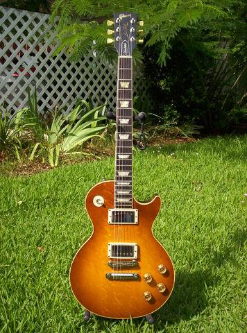 File:1993 Gibson Les Paul Standard Birdseye.JPG