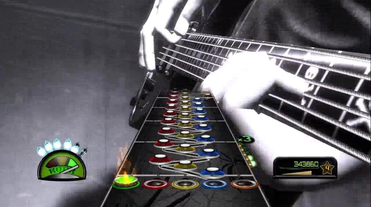 Guitar Hero World Tour Hardest Bass Song