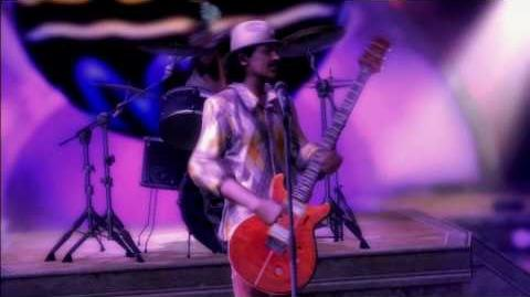 Guitar Hero 5 Santana Trailer