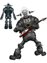 Metal Hero Guitar Hero 3