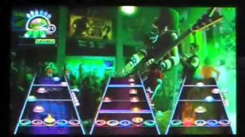 Guitar Hero World Tour Ramblin Man 5 Stars Expert