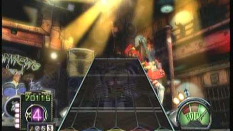Guitar Hero 3-Top Gun Anthem 100% FC Expert(Lefty Flip)
