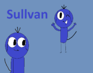 Sullvan in Gumball Final Fantasy