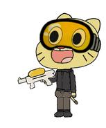 Lewis The Liger (Armed)