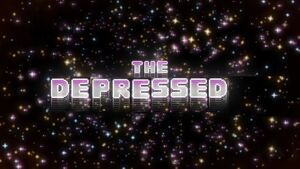 The Depressed Titlecard