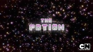 The Potion Titlecard
