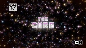 The Cure Titlecard