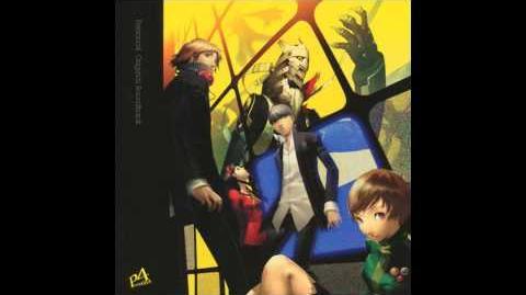 Shin Megami Tensei- Persona 4 ペルソナ4 OST - 07. Mayonaka TV