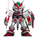 Unit b astray red frame