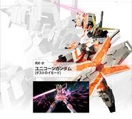 GUCPS3 - RX0 UG DestroyMode