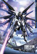 ZGMF-X10A Freedom Gundam