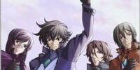 Mobile Suit Gundam 00 2nd Season (Manga)