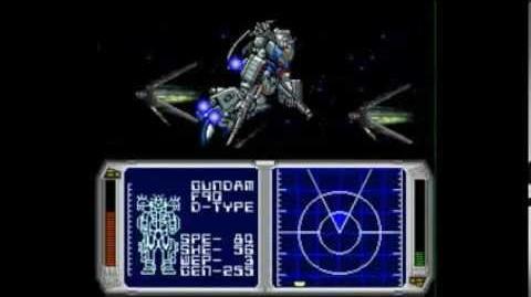 Lets play gundam f91 Formula Wars! Act 1 Part 2