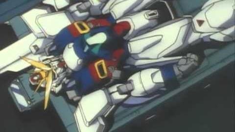 008 GX-9900 Gundam X (from After War Gundam X)
