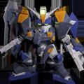 Unit a blu duel gundam