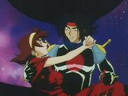 After destroy Devil Gundam