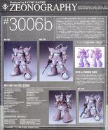 Zeonography 3006b GelgoogCannon box-back