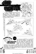 Gundam 00F GP Core Fighter