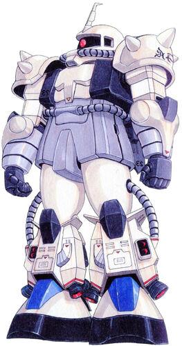 Shin Matsunaga Custom (MSV-R)