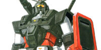 FA-78-2 Heavy Gundam (Unit 2)