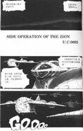 Zeon Side Operation U.C. 00921