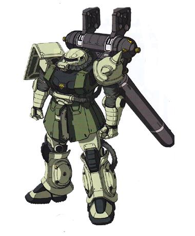 File:MS-06 Zaku II Mobile Suit Gundam Thunderbolt Version.jpg