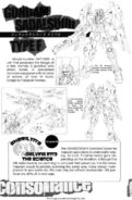 Gundam 00F GS Type F