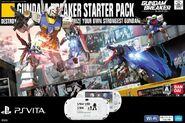 Gundam Breaker - PSVita - LE
