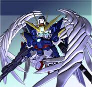 SD XXXG-00W0 Wing Gundam Zero