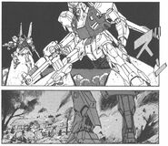 Side Story of Gundam Zeta 02