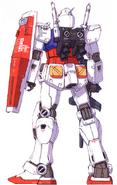 RX-78 GFF back