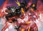 Gundam Unicorn Axis Shock