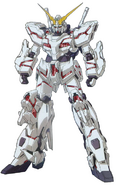Gundam Unicorn NT-D