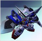 SD GN-001 Gundam Exia