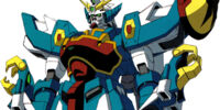 XXXG-01S2 Altron Gundam