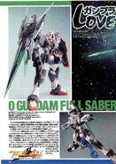 0 Gundam Full Saber 1