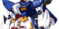 F90III-Y Cluster Gundam