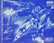 Mg Gundam Fenice Rinascita Alba