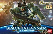 Space Jahannam